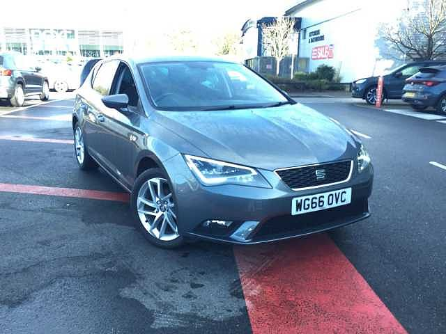 SEAT New Leon 1.2 TSI (110ps) SE Dynamic HB 5Dr