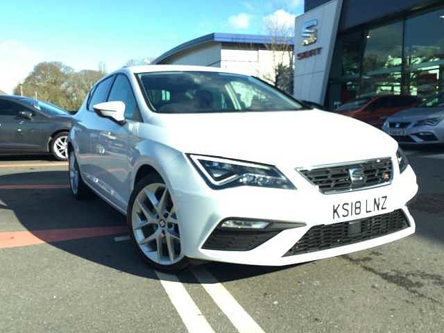 SEAT Leon 5dr (2016) 1.8 TSI FR Technology (180 PS)